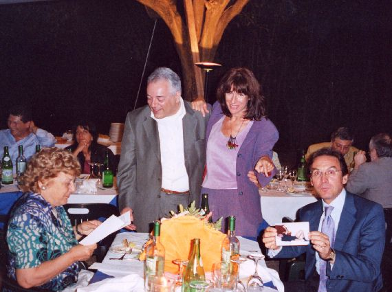 2002: La Garbini, Guido, Barbara e l'urologo